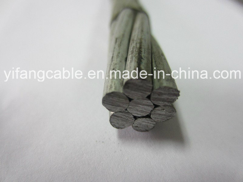 China 7/8′, 7/12′, 7/14′ Stay Wire/Galvanized Steel Wire - China ...