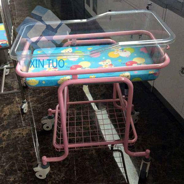China Ce Certification Hospital Movable Baby Carriage Stroller Baby