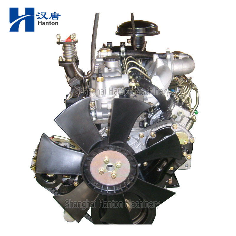 Isuzu 4JB1 diesel motor engine for truck bus forklift machinery wheel loader
