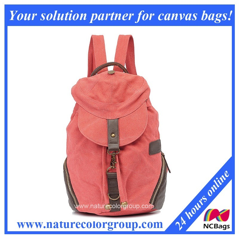 Fashion School Backpack for Middle School Student (SBB-028)