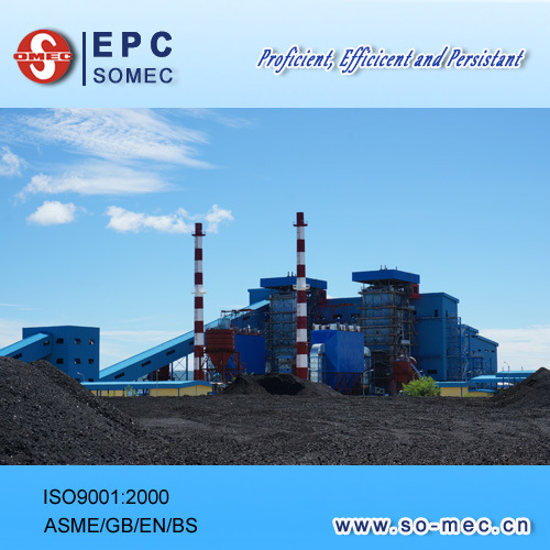 EPC Contractor for Coal Fired Power Plant Project