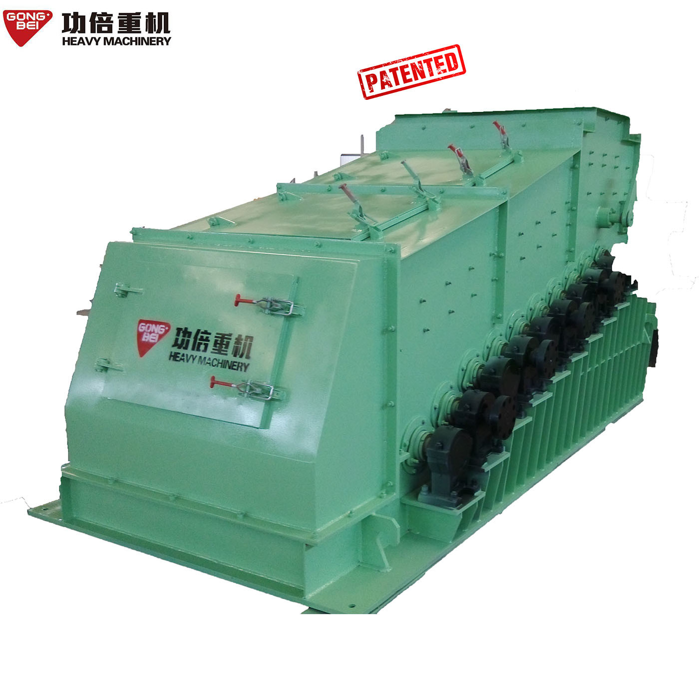 China High Efficiency (90%) Coal Screening Equipment for Power Plant ...