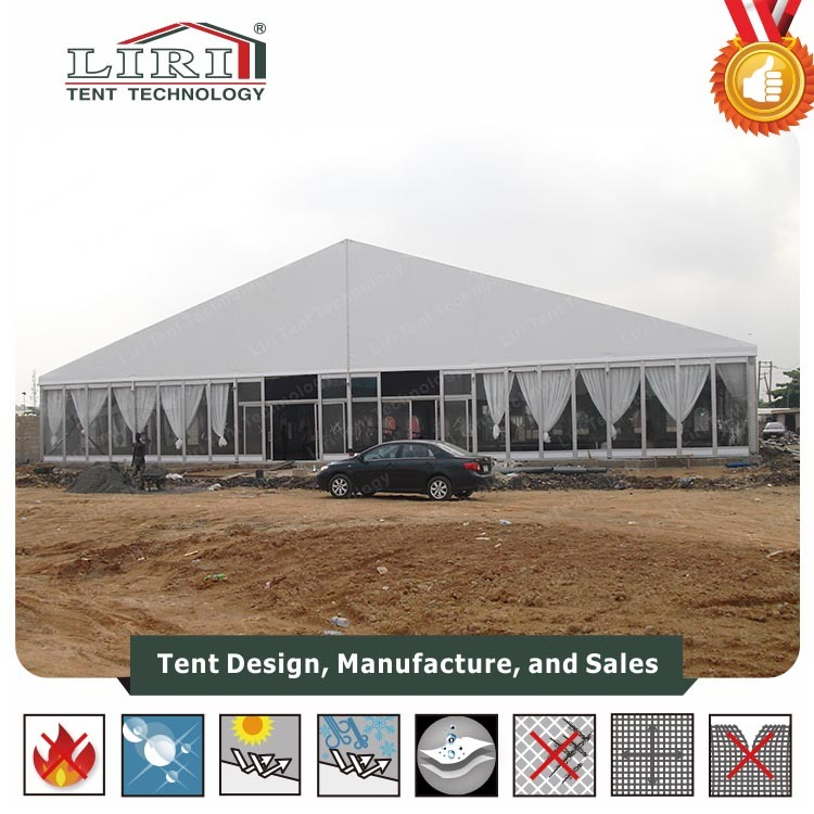 1000 People Aluminum Outdoor Large Party Wedding Marquee Tent for Events and Exhibition for Sale  sc 1 st  Liri Tent Technology (Zhuhai) & China 1000 People Aluminum Outdoor Large Party Wedding Marquee ...