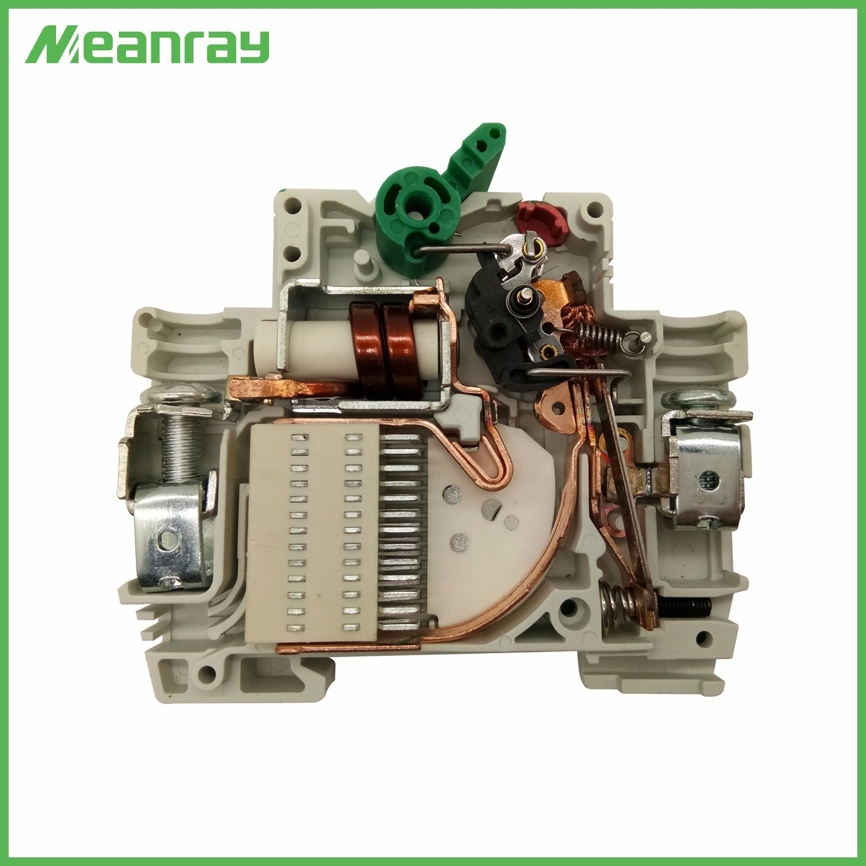 China Electrical DC Circuit Breaker MCB 2p 20AMP 400V 6ka Breaking ...