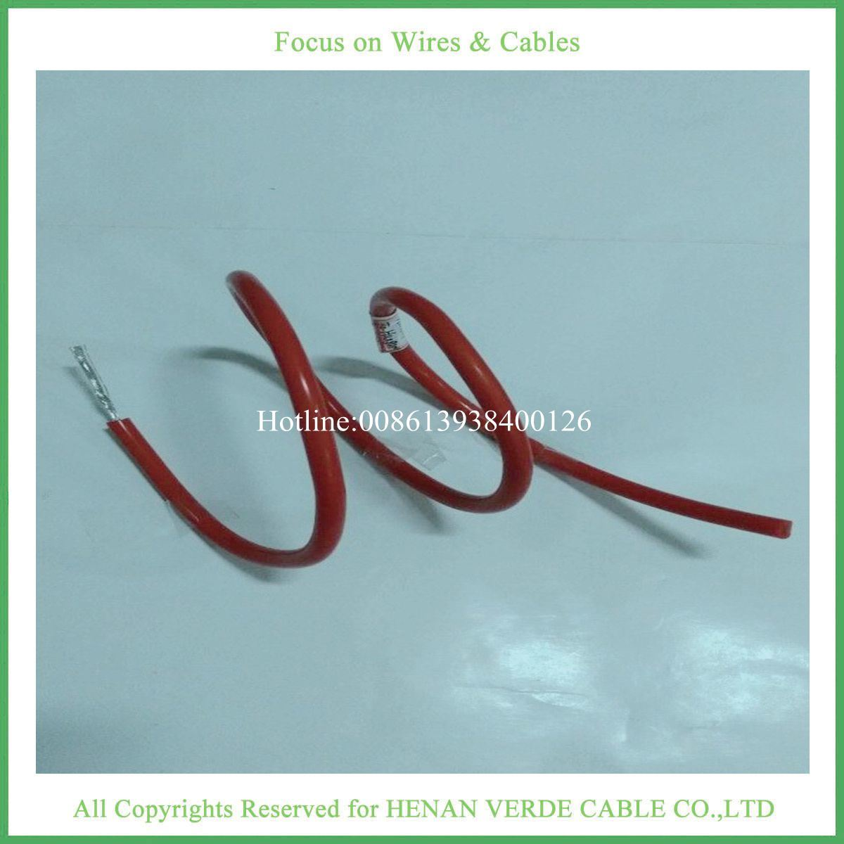 China AWG14 AWG16 High Voltage Cable Silicone Wire - China Silicone ...
