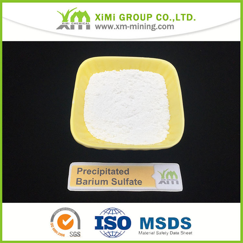 China Defined Partilce Size 0 7 Micron Barium Sulphate
