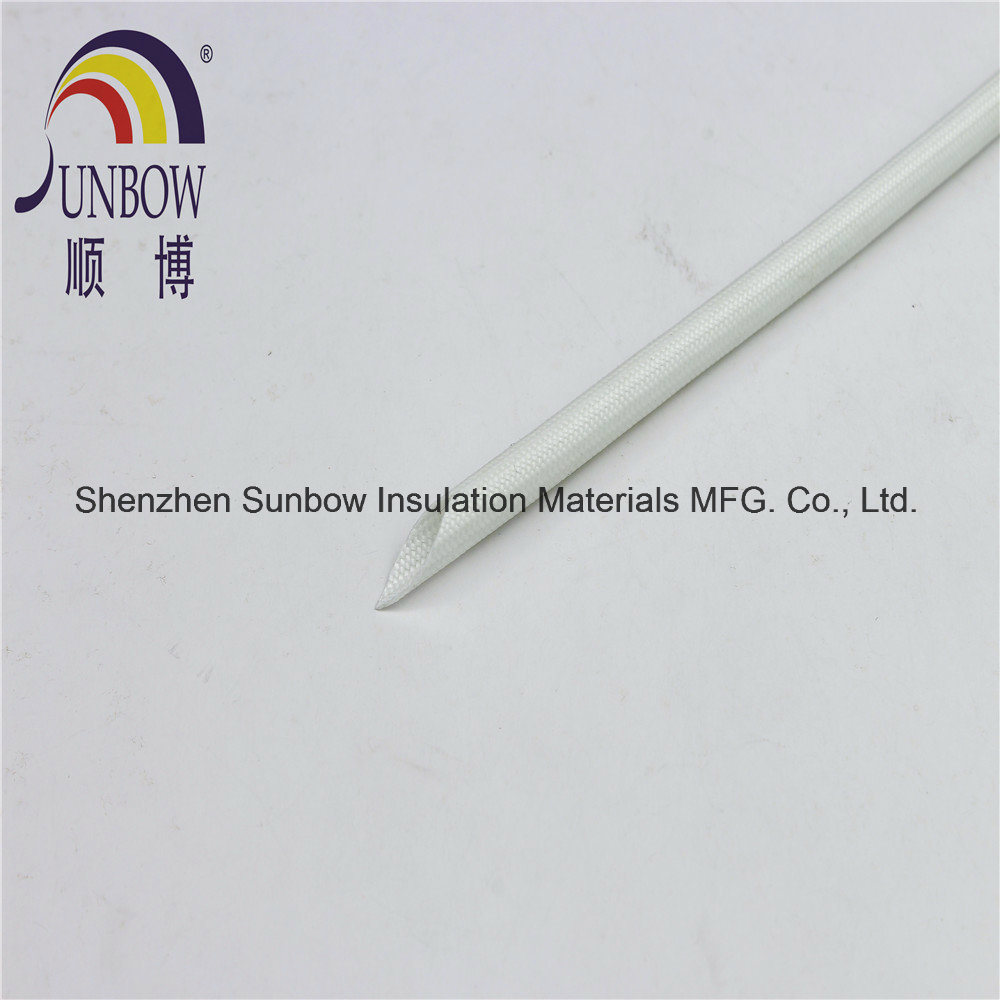 China Electric Wire Protection Tube Silicone Rubber Coated ...