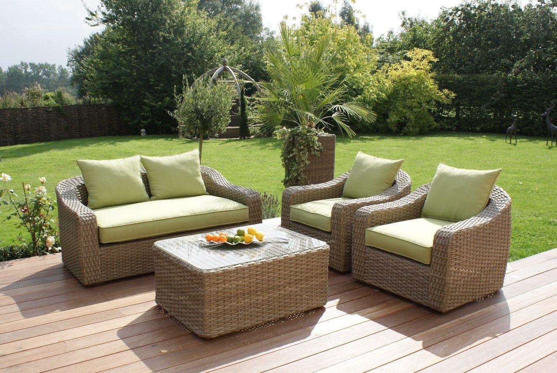 China Wicker Garden Furniture Rattan