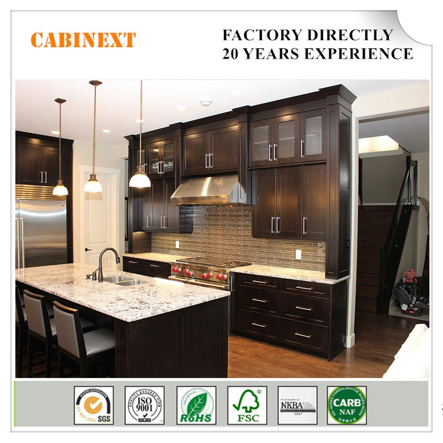 White Kitchen Cabinets Set: China European Style Modern Design Whole Set Lacquer