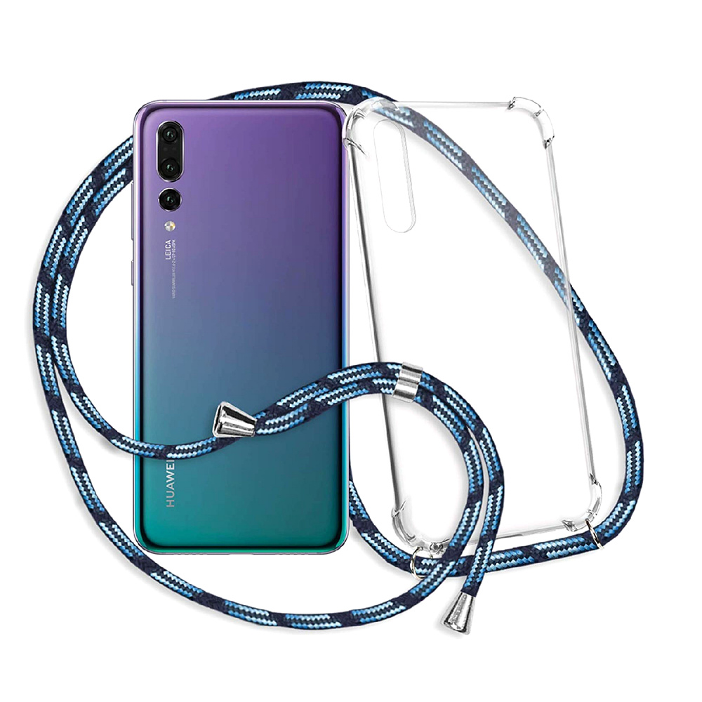 China Custom Design Necklace Phone Case for Huawei P20 / P20 Lite ...