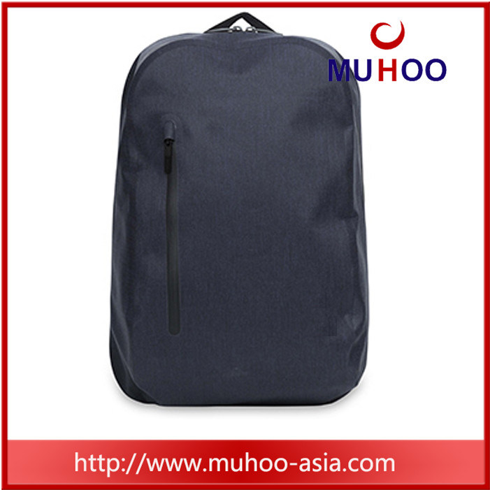 [Hot Item] Black TPU Waterproof Travel/Laptop Backpack Dry Bag for Men