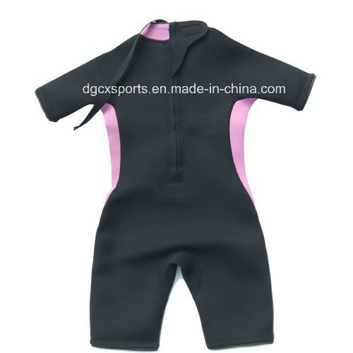 Shorty Neoprene Wetsuit for Woman pictures & photos
