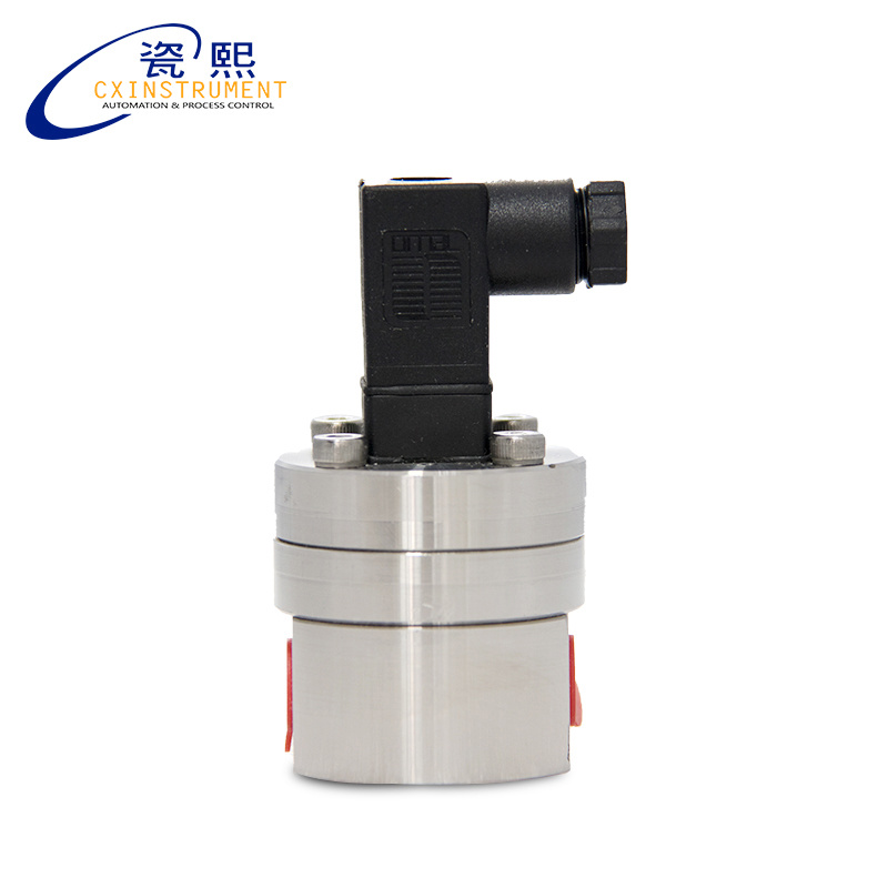 Hydraulic Fuel Oil Flow Meter 5-1000 Ml/Min Flow Range 0.5% High Accuracy Flow Meter pictures & photos