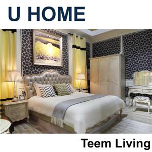 [Hot Item] U Home French Style Calssic Bedroom Sets Unique Bedroom Sets  Hotel Furniture