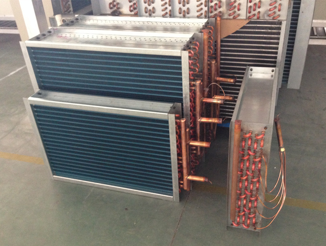 High Efficinecy Fin Type Evaporator Coils