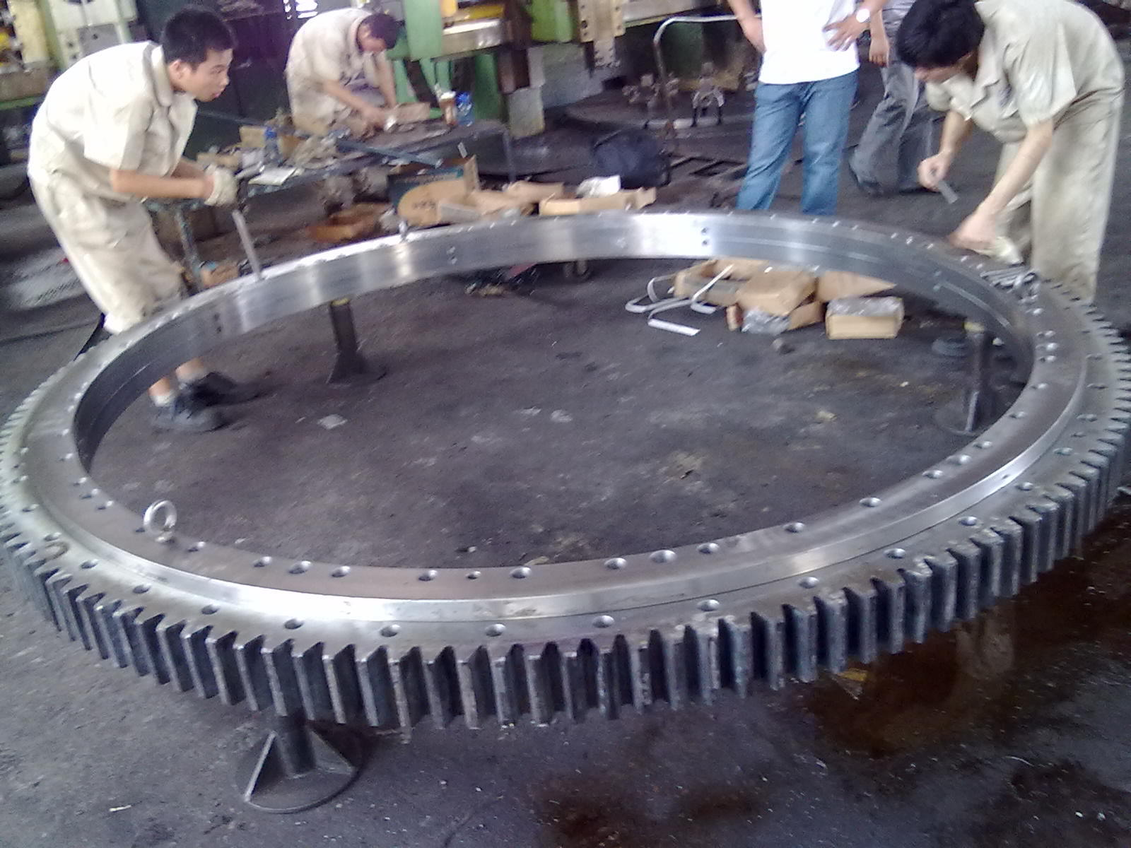 Wind Power Gear/Large Ring/Ring Gear (E-5601)