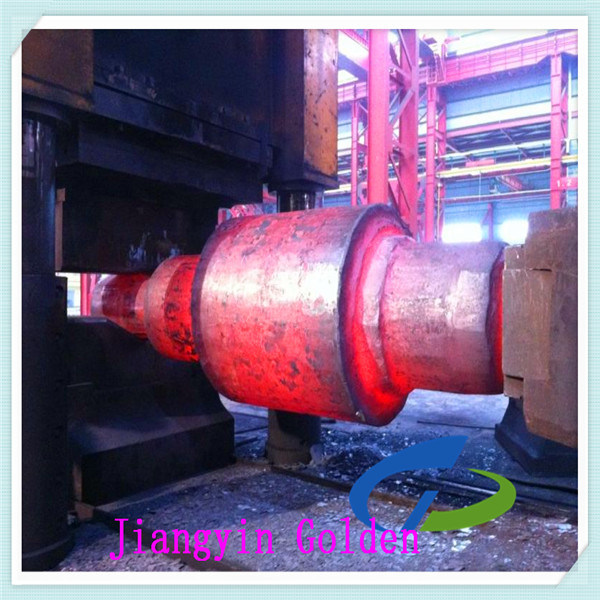 Forged Free Forging Steel Shaft 4140 4340qt pictures & photos
