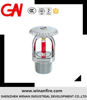 High Quality Standard Response Fire Sprinkler for Fire Fighting