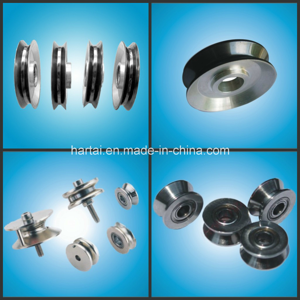 China Stainless Steel Wire Guide  Wire Guide Rollers