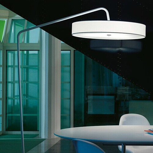 China white standing lamp with fabric shade arc floor lamp china white standing lamp with fabric shade arc floor lamp mozeypictures Choice Image