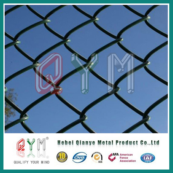 China 9 Gauge PVC Coated Galvanized Plastic Chain Link Fence Prices ...