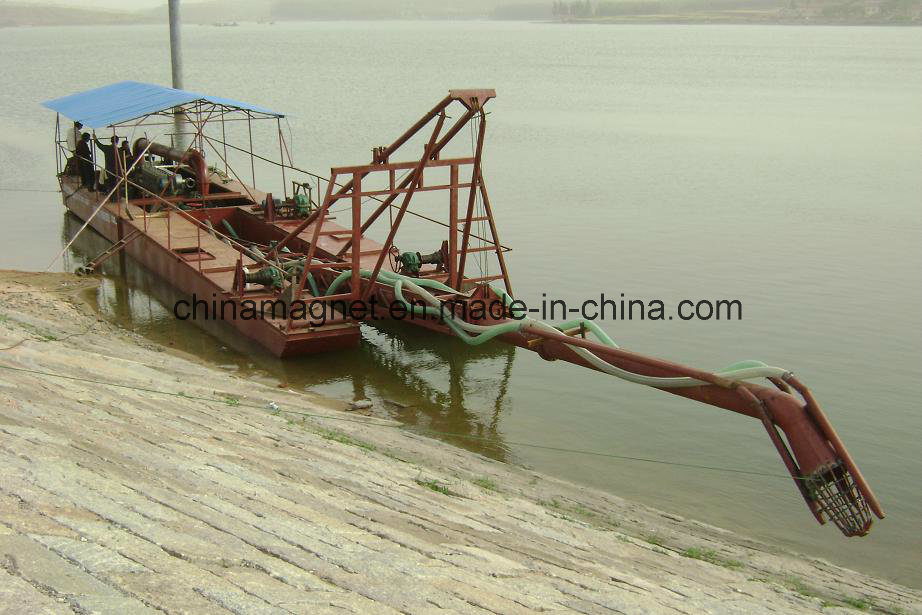 Sand Jet Suction Digging Dredging Vessel for Sand Mine pictures & photos