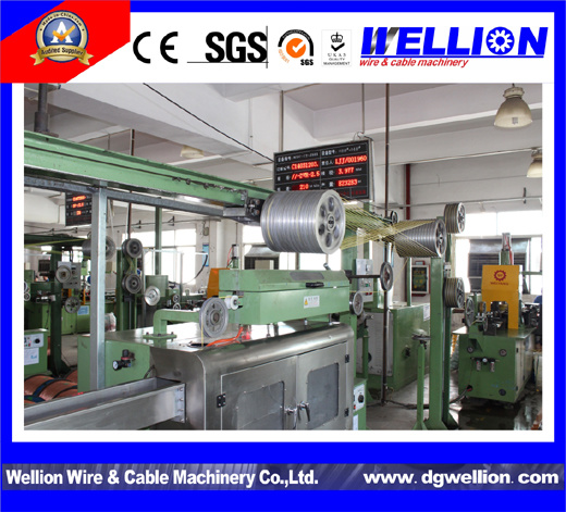 China Flexible Wire Cable Extruding Machinery - China Cable ...