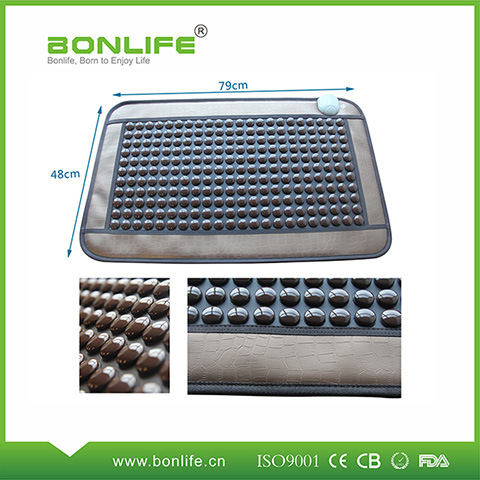 Far Infrared Thermal Jade Massage Mattress, CE Approved, China Manufacturer pictures & photos
