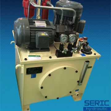 Low Noise Compact Type Hydraulic Power Pack and Power Unit