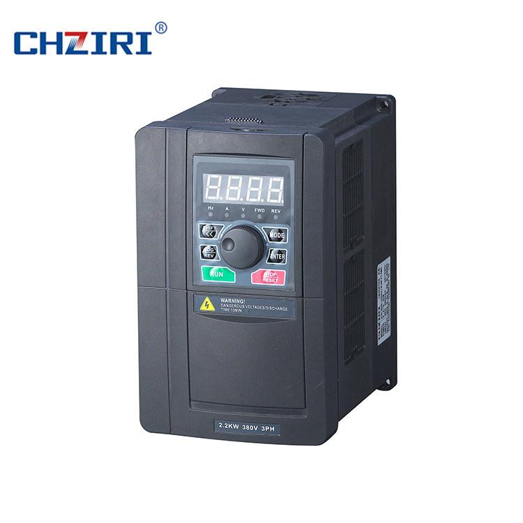 China Chziri AC Drive VFD Variable Frequency Inverter