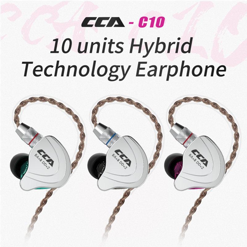 China CCA C10 in-Ear Headphone - China Earphone and Headphone price