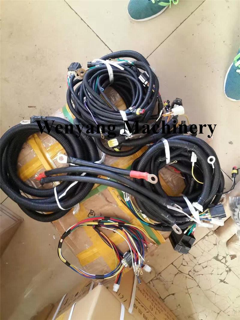 China Shantui Bulldozer Whole Dozer Wiring Harness Construction machinery  Parts - China Bulldozer Wiring Harness, Bulldozer Parts