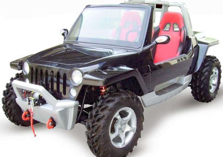 China 800cc Jeep Car With Epa Eec Coc Approved 800 2