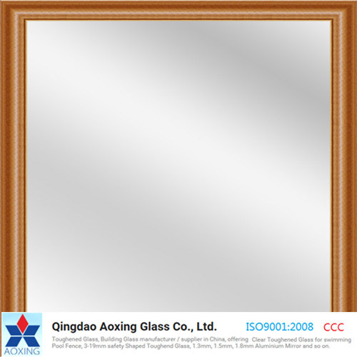 China Sheet/Cleat Float/Tempered Mirror for Building Mirror Photos ...