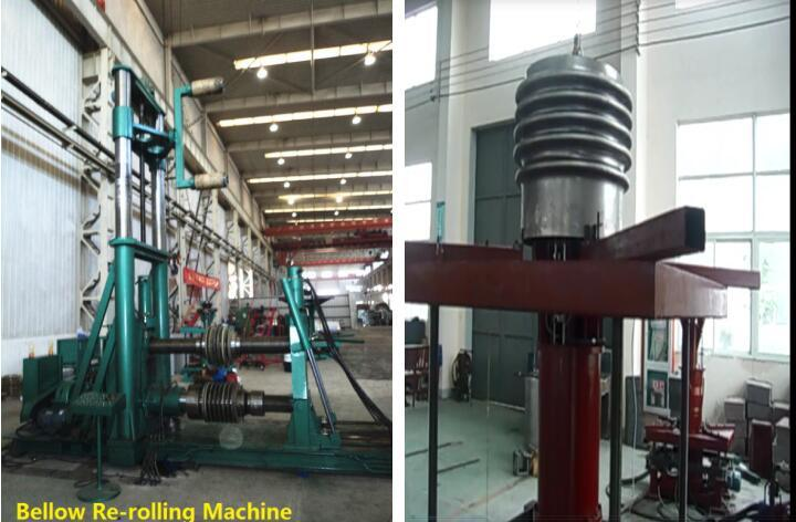 Making Metal Bellow Machine/Mechanical Bellow Rolling Forming Machine pictures & photos