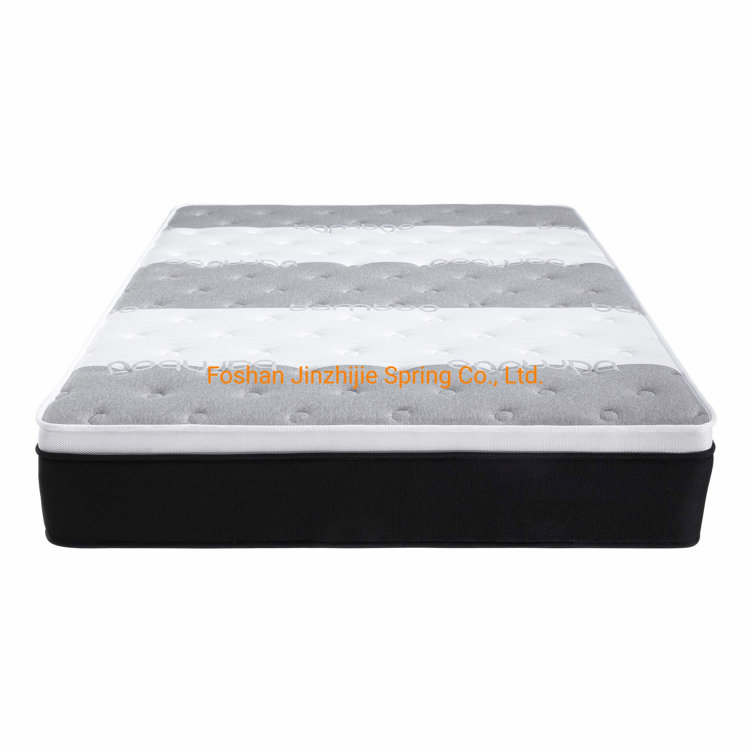 Picture of: China Euro Top Natural Latex Foam Sleepwell Bed Mattresses Pocket Coil Spring Memory Foam Mattress For Sale Online Photos Pictures Made In China Com