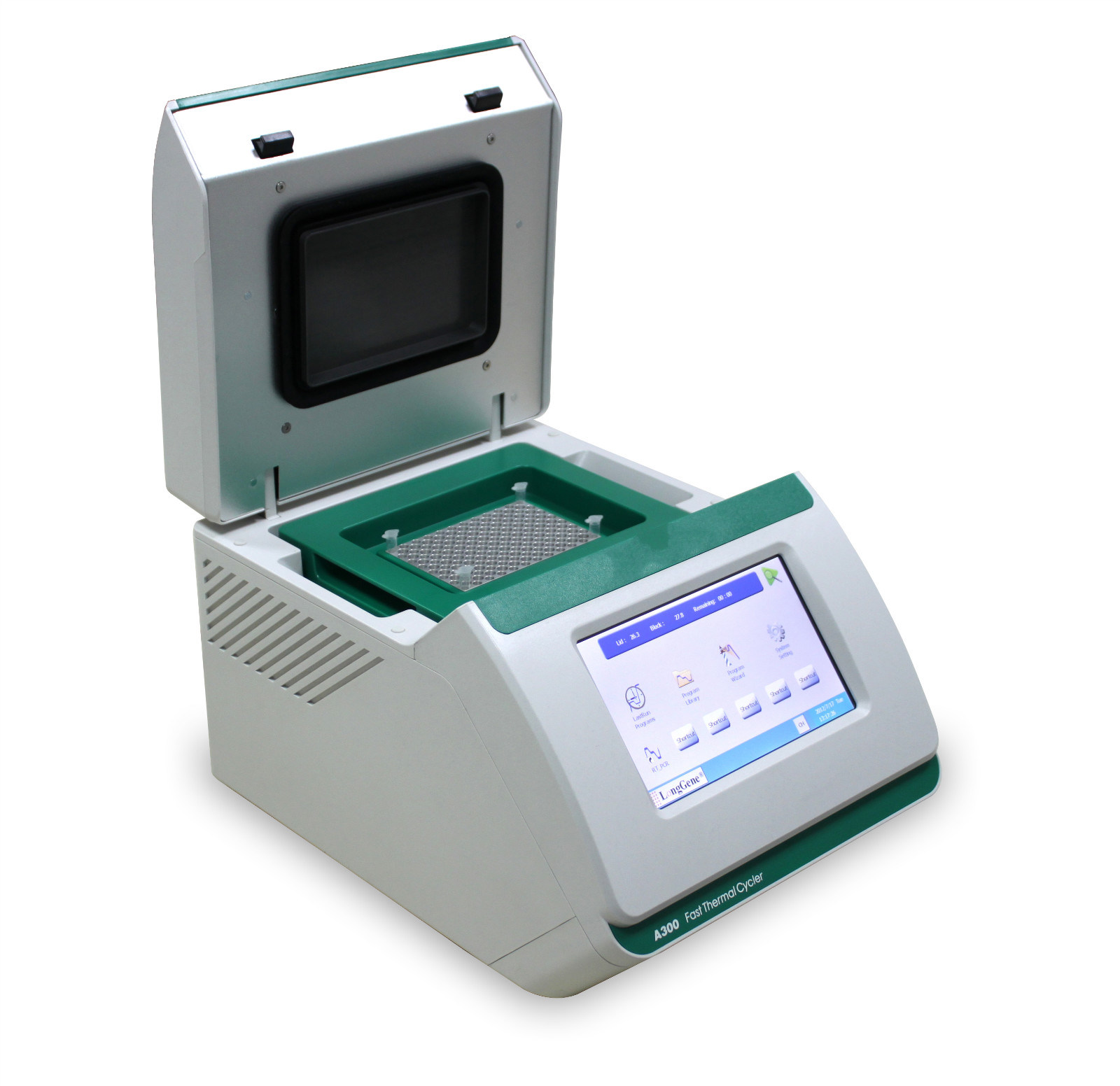 China Ce Improved PCR Machine Thermal Cycler for DNA Testing Machine High Quality - China PCR, PCR Machine