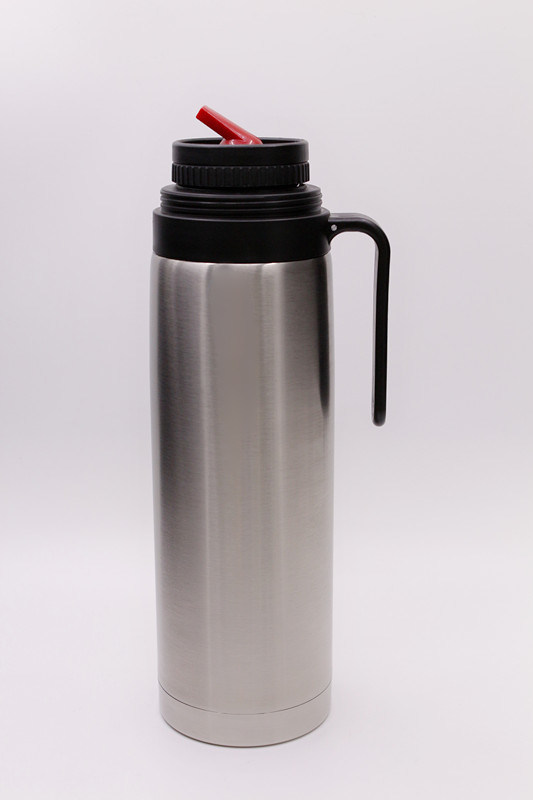 South America Hot Selling Vacuum Flask with Handle and Straw (FSAS) pictures & photos