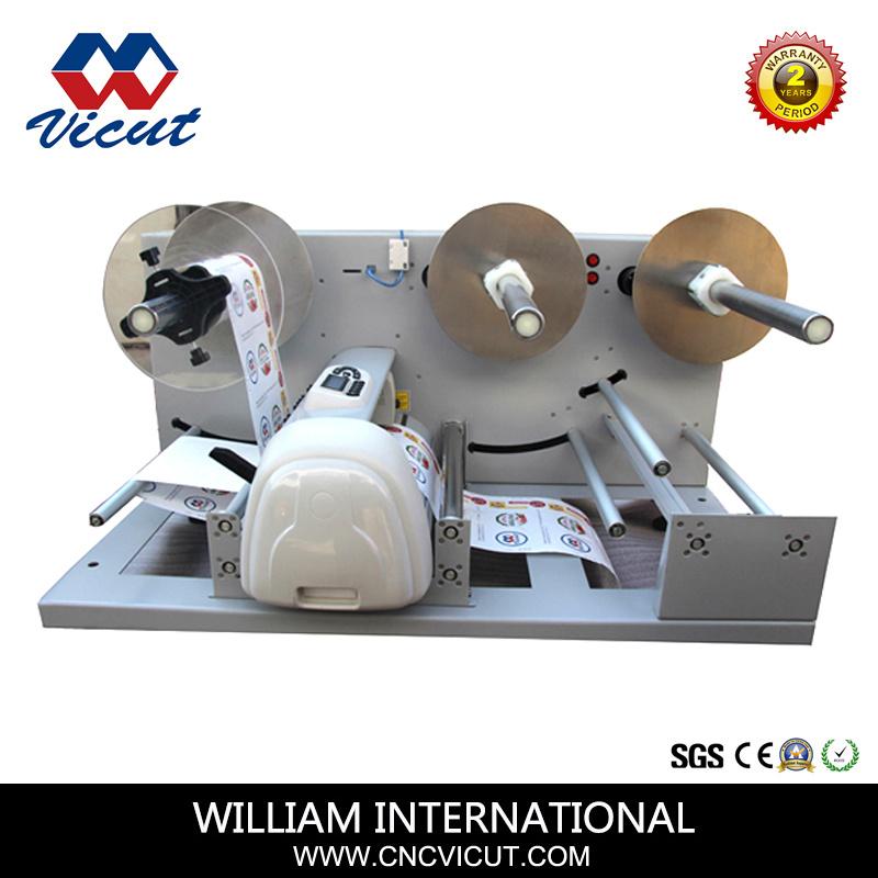 [Hot Item] Rotary Label Vinyl Cutter Plotter, Digital Die Cutting Machine
