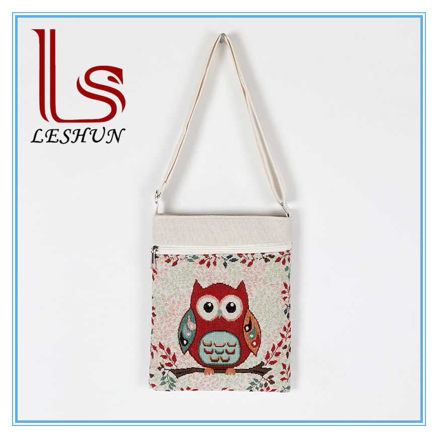 Hot Item Most Hottest Print High Capacity Non Woven Bag Polyester Tote Ping