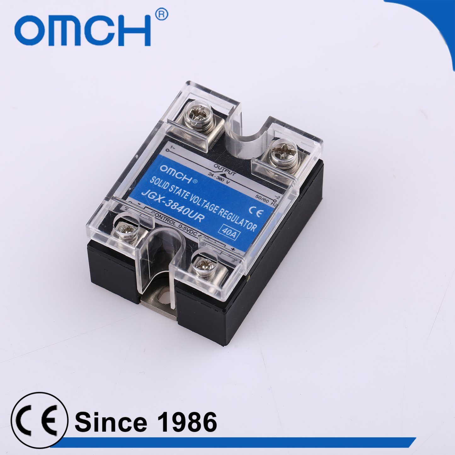 China Omch Easy To Maintain Resistance Regulator Dc Solid State Ssr Wiring Diagram Relay