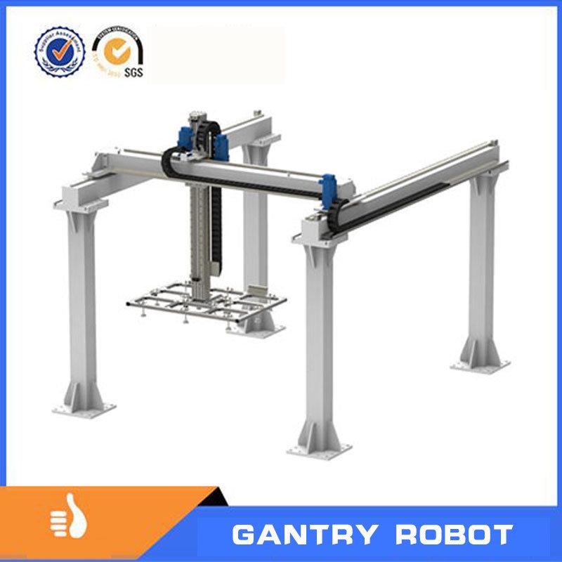China Gantry Robot, Industrial 3 Axis Gantry Robot Photos