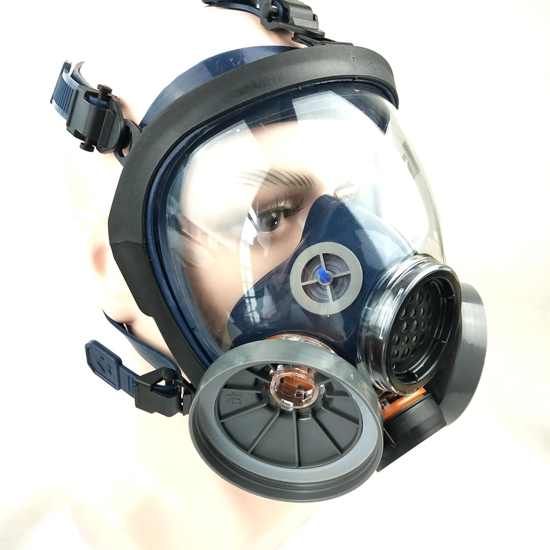 full face respirator safety mask