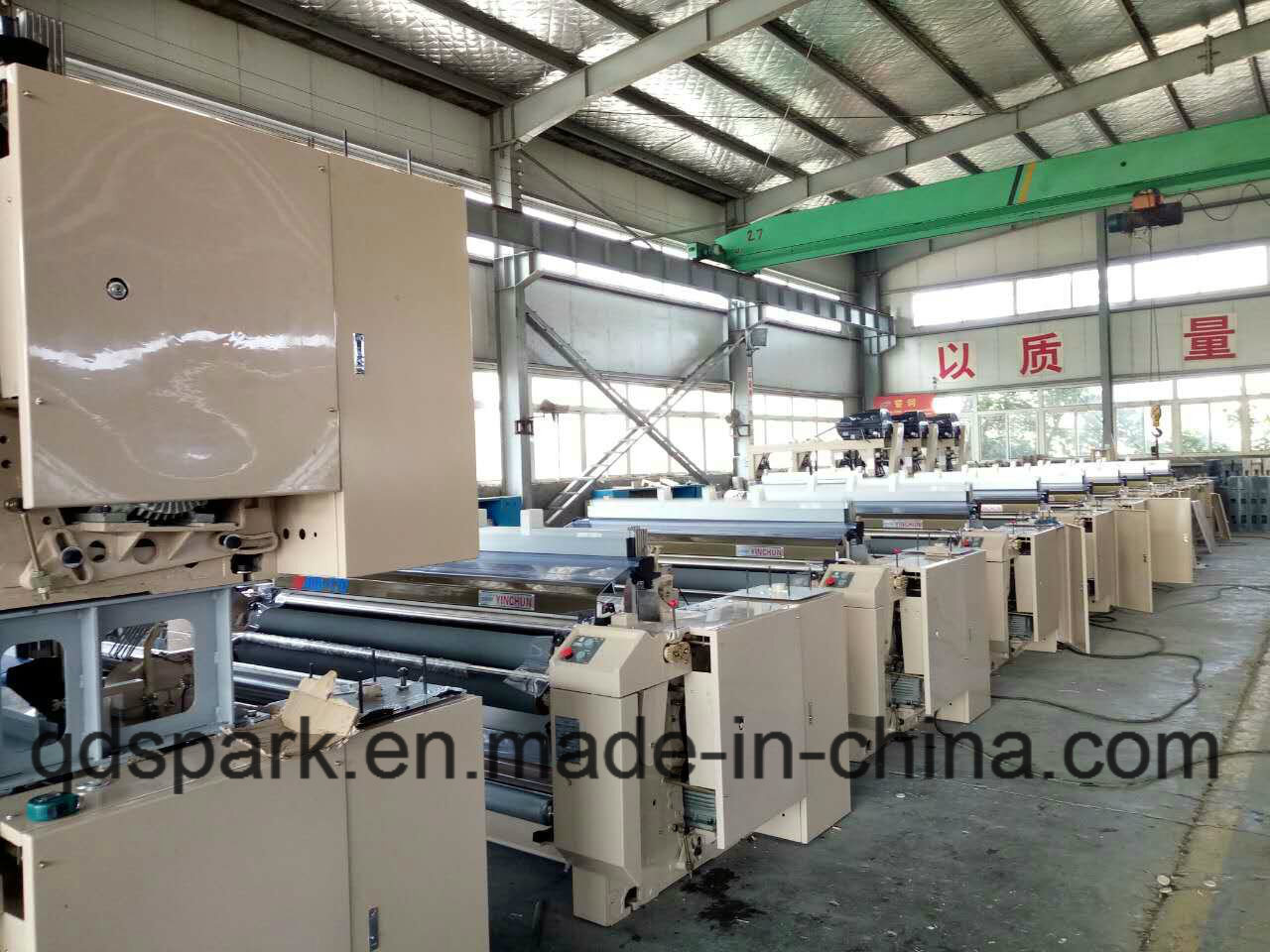 High Quality Water Jet Loom China Professional Manufacture pictures & photos