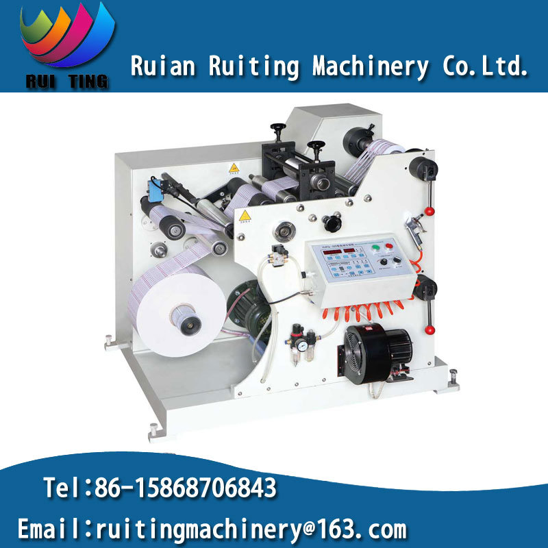 Rtfq-300/400b Auto Small Paper Roll Slitting Machine