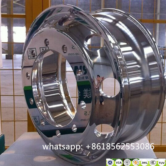 How To Polish Aluminum Wheels >> China Aluminum Wheel Truck Forged Polish Alloy Wheel Rim For