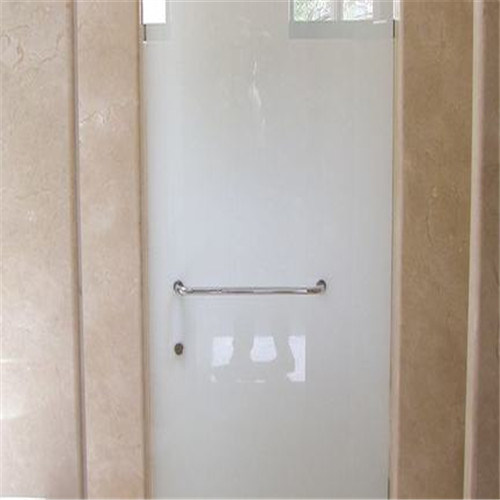China Temperedfloat Frosted Acid Etched Glass Panels For Shower