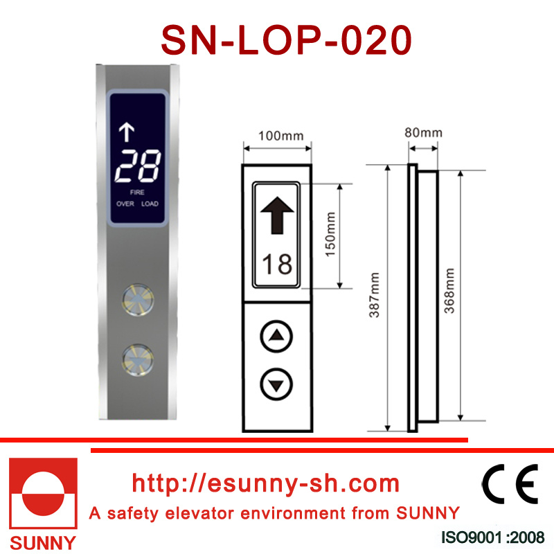 Lop with LCD Panel Display (CE, ISO9001)