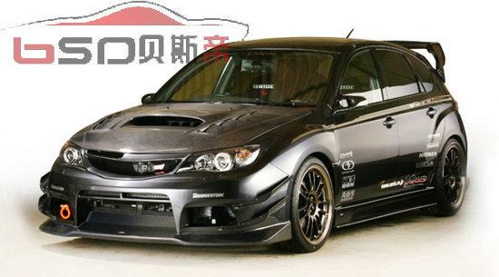 [Hot Item] Auto Bumper Body Kit for Subaru Impreza Wrx/Sti Vrs 08-10