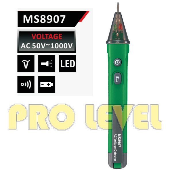 Hot Sale AC Voltage Detector (MS8907)
